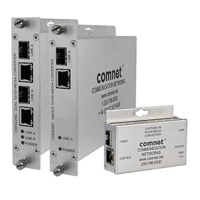 ComNet CNFE22MC 2 Channel 10/100 Mbps ethernet media converter