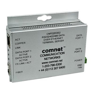 Comnet CNFE2DOE2 ethernet terminal server
