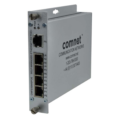 ComNet CNFE5SMS Ethernet Self-managed Switch
