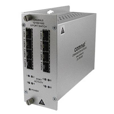 ComNet CNGE8US 10/100/1000 Mbps 8 Port Ethernet unmanaged switch