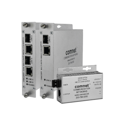 ComNet CNMCSFPPOE/M mini ethernet media converter