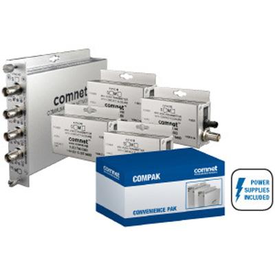 Comnet COMPAK4VB 4-channel 8-bit digital video receiver
