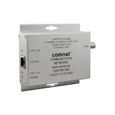 ComNet CWFE1POCOAXBM ethernet-over-coax/PoE