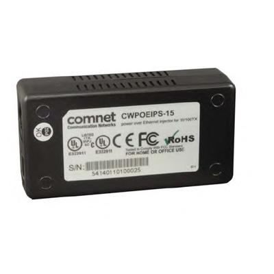 ComNet CWPOEIPS-15 Power Over Ethernet midspan injector