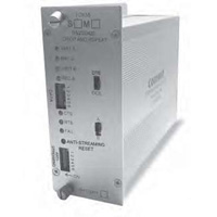 ComNet FDX55S1 anti-streaming RS232/422 drop and repeat data transceiver