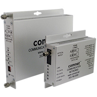Comnet FDX60(M)(S)(-M)  - RS232 / RS422 / RS485 data transceiver