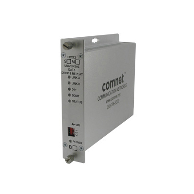 ComNet FDX72(M,S)1 drop-insert-repeat data transceiver