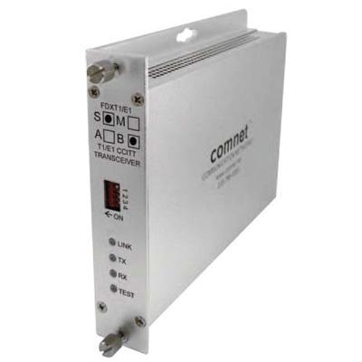 ComNet FDXT1/E1M1A T1/E1 point-to-point transceiver