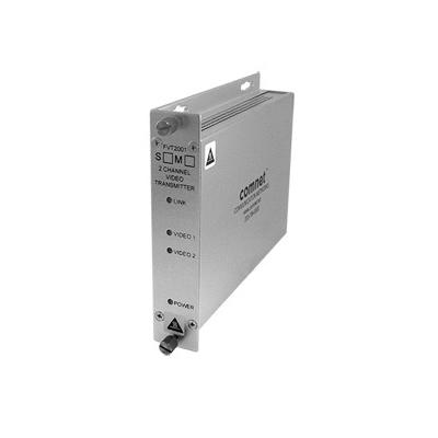 ComNet FVT/FVR2001(M)(S)1 2-channel digitally encoded video multiplexer