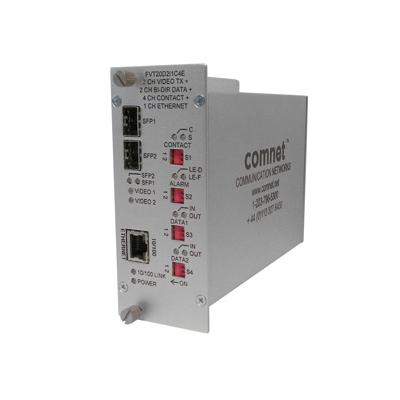 ComNet FVT/FVR20D2I1C4E transmitter/receiver