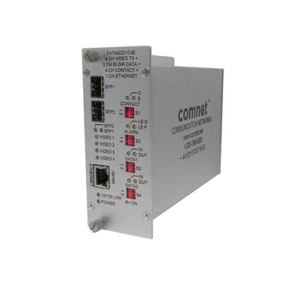 ComNet FVT/FVR40D2I1C4E transmitter/receiver