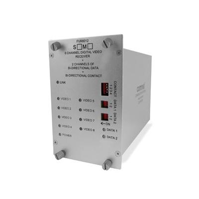 ComNet FVT/FVR8012(M,S)1 10-bit digitally encoded video transmission