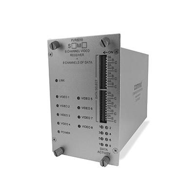ComNet FVT/FVR8018(M)(S)1 10-bit digitally encoded video transmission