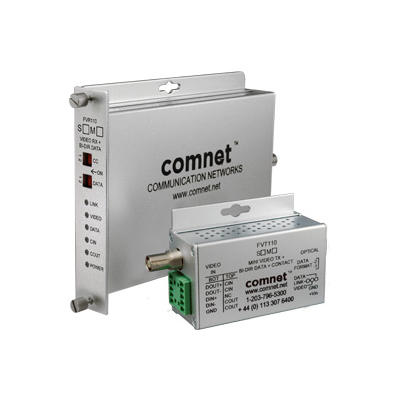 ComNet FVT110M1/M mini video transmitter/data transceiver