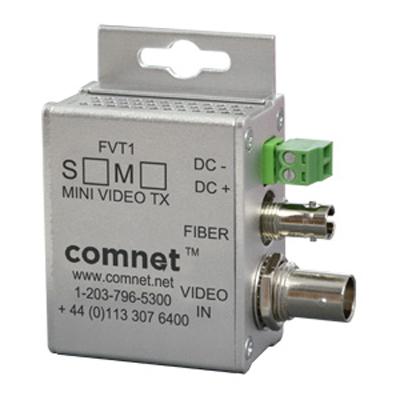 ComNet FVT1M1/M Fiber Optic Mini Video Transmitter
