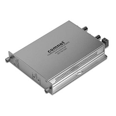 ComNet FVT20 fibre optic dual video transmitter