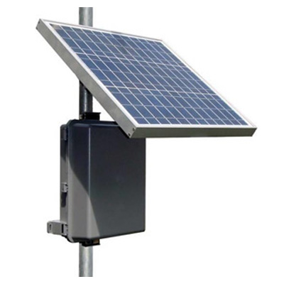 ComNet introduces solar power solution to wireless transmission