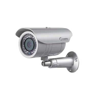Compro IP400 / IP400P  HD H.264 day / night network camera