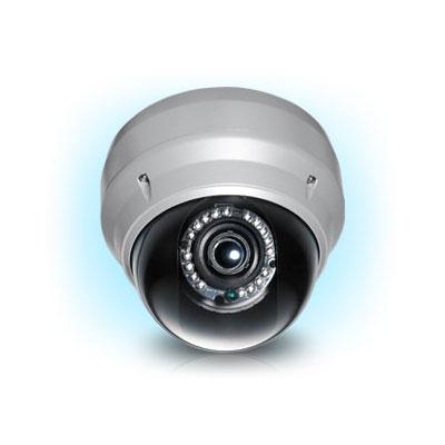 Compro NC3230 vandal-resistant 2 megapixel day / night IR LED dome camera