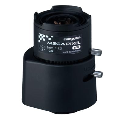 Computar A3Z3112CS MPIR CCTV camera lens with IR corrected optics