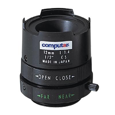 Computar H1214FICS-3 CCTV camera lens with CS mount
