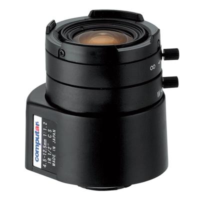 Computar HG3Z4512FCS-IR CCTV camera lens with manual zoom