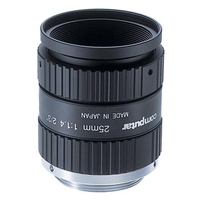 Computar M2514-MP2 CCTV camera lens with manual iris