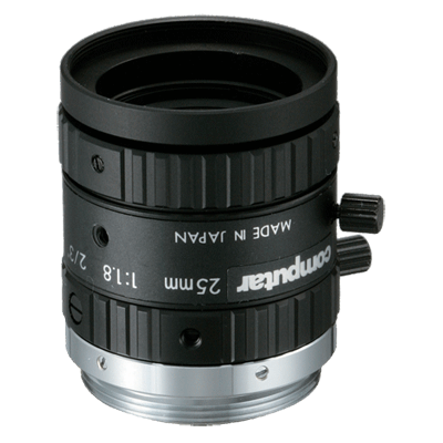Computar M2518-MPV CCTV camera lens with fixed manual iris