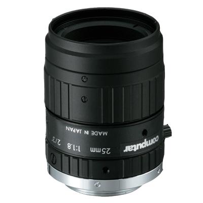 Computar M2518-MPW CCTV camera lens with manual iris