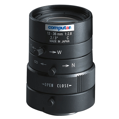Computar M3Z1228C-MP CCTV camera lens with F2.8 aperture