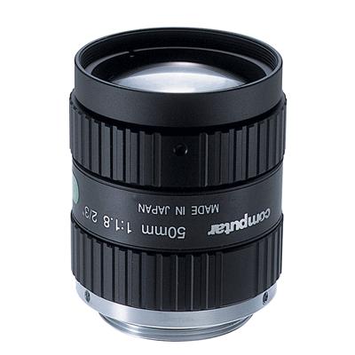 Computar M5018-MP2 CCTV camera lens with 50mm focal length