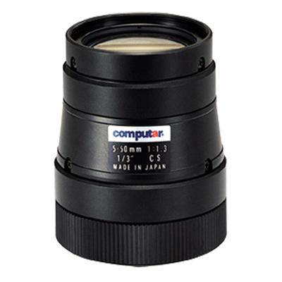 Computar T10Z0513CS-2 CCTV camera lens with manual iris
