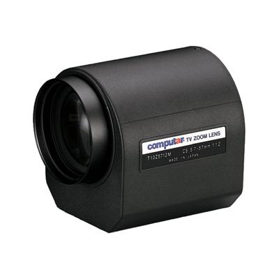 Computar T10Z5712M-CS CCTV camera lens with CS mount