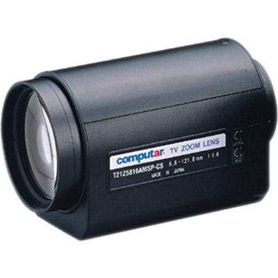 Computar T21Z5816AMSP 1/3'' CCTV camera lens with auto iris