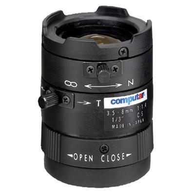 Computar T2Z3514CS 1/3'' CCTV camera lens with CS mount