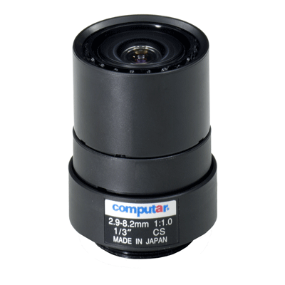 Computar T3Z2910CS CCTV camera lens with variable focus