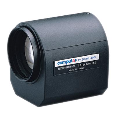 Computar T6Z5710MSP-CS CCTV camera lens with 6x zoom