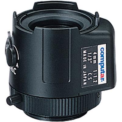 Computar TG0412AFCS-3 1/3'' CCTV camera lens with auto iris