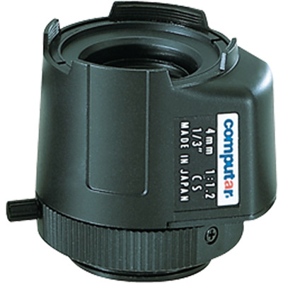 Computar TG0412FCS-3 1/3'' CCTV camera lens with auto iris and direct drive