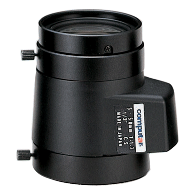 Computar TG10Z0513AFCS-2 CCTV camera lens with video drive