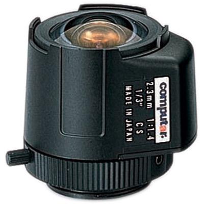 Computar TG2314FCS-3 1/3'' CCTV camera lens with CS mount and auto iris