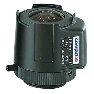 Computar TG2616FCS-3 1/3'' CCTV camera lens with auto iris