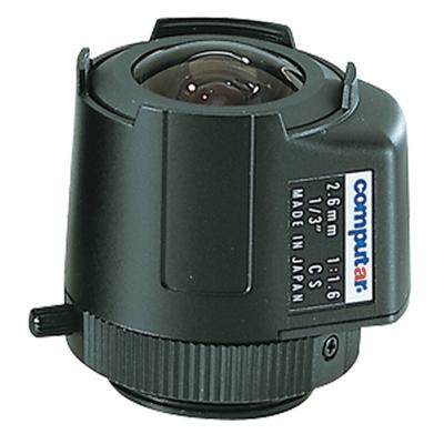 Computar TG2616FCS-4 CCTV camera lens with auto iris