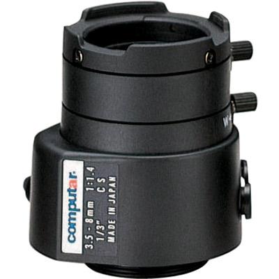 Computar TG2Z3514AFCS 1/3'' CCTV camera lens with auto iris