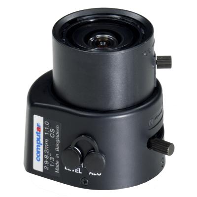 Computar TG3Z2910AFCSCCTV camera lens with CS mount