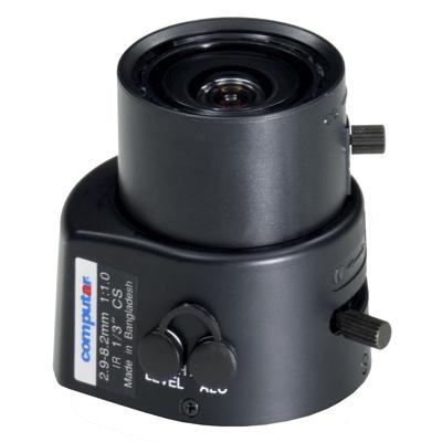 Computar TG3Z2910AFCS-IR CCTV camera lens with light weighting method