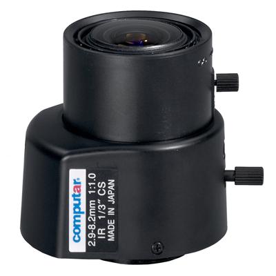 Computar TG3Z2910FCS-IR CCTV camera lens with DC drive