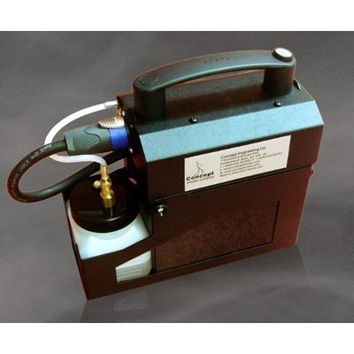Concept Smoke Screen B1 battery smoke system