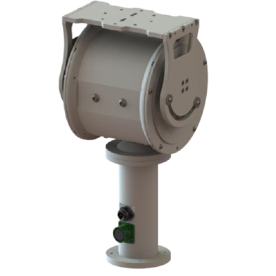 Conway C2090-r2/CR variable speed head with presets and continuous rotation pan and tilt