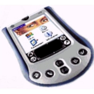 Cross Point access control operated by Palm™ powered handhelds